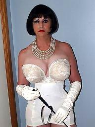 Vintage stockings, Lady b, Lady, Stockings, Latex, Big boobs