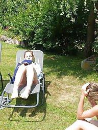 Vacation, Voyeur, Summer
