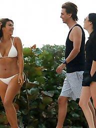 Beach boobs, Body, Kim