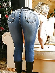 Jeans ass, Big butt, Tight jeans, Tight ass, Jeans, Tights