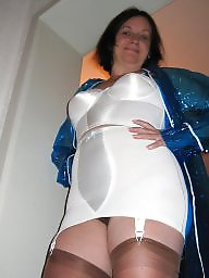 Girdles, Pvc, Raincoat, Hairy stockings, Hairy wife, Amateur hairy