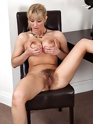 Blond mature, Lady b, Lady