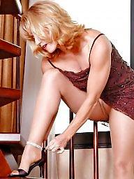 Upskirt stockings, Pantie, Nylon, Upskirt, Panties, Nylons
