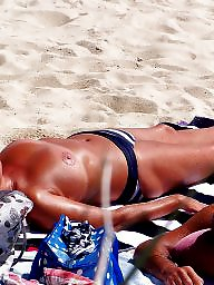 Mature beach, Mature topless, Beach mature, Topless, Gilf, Gilfs