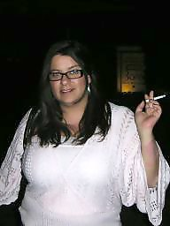 Smoking, Bbw, Bbw boobs, Smoke