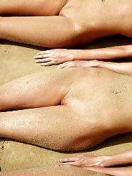 Beach mature, Beach