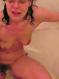 Bathroom, Amateur blowjob