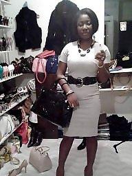 French, Ebony black