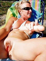 Amateur mature, Linda, Exposed, Whore, Mature whore