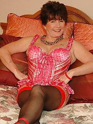 Mature stockings, Big mature, Mature big tits, Mature stocking, Grandma