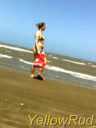 Voyeur, Milf beach, Beach voyeur