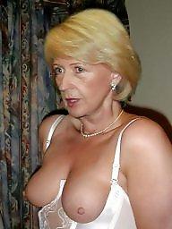 Lady, Older, Amateur mature, Lady b