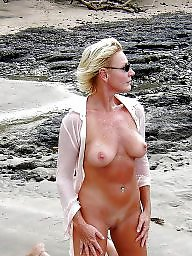 Mature beach, Beach mature, Amateur mature, Wives