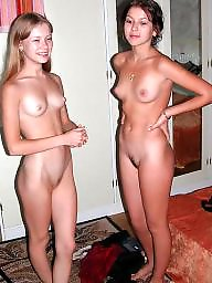Naked, Teen party