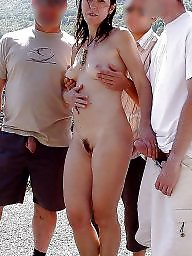 Public slut, Milf beach, Beach mature, Milf slut, Mature public, Exhib