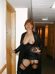 Blond mature, Mature stockings, Mature stocking